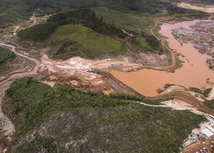 Juiz rejeita denúncia contra executivos da Vale por desastre em Mariana