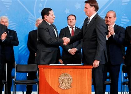 Governo transfere Conselho da Amazônia Legal para a vice-presidência da República