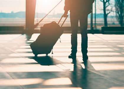 AL: Empresas aéreas devem prestar assistência a passageiros durante pandemia