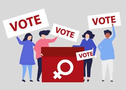 Após TSE aplicar sanções, nova lei anistia partidos que não incentivaram participação feminina