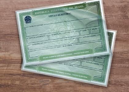 STF mantém normas sobre cancelamento de título de eleitor sem biometria