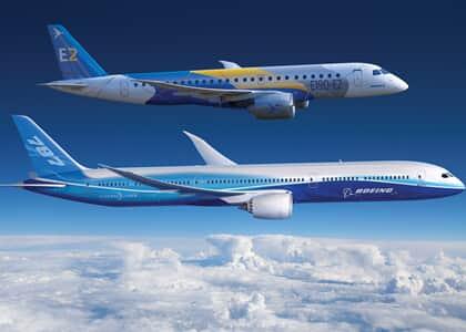 Suspenso acordo entre Boeing e Embraer para criação de nova empresa de aviação comercial