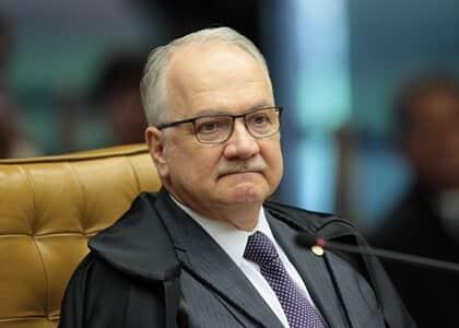 Fachin bloqueia R$ 29 milhões de investigados na operação Registro Espúrio