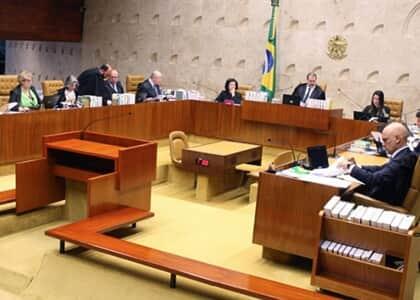 STF: 5x4 para impedir extinção de conselhos por Bolsonaro