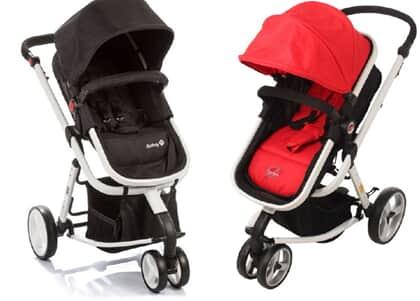 Empresa é impedida de vender carrinho de bebê por semelhança com concorrente