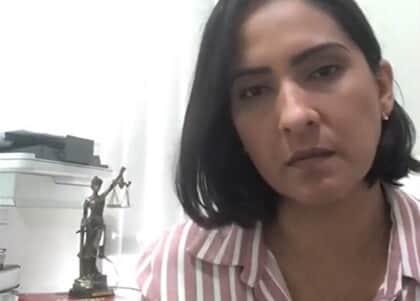 Filha decide fazer Direito para buscar justiça pela morte do pai