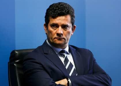 Moro pede publicidade de seu depoimento na PF contra Bolsonaro
