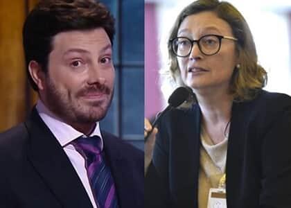 Danilo Gentili é condenado por injúria contra deputada Federal Maria do Rosário