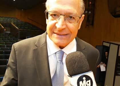 """Geraldo Alckmin: """"Fragmentação partidária é uma das causas da crise política no país"""""""