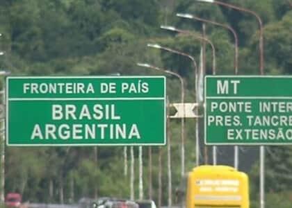 Governo restringe entrada de estrangeiros para enfrentar pandemia do covid-19
