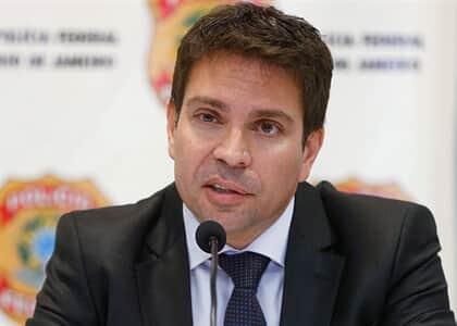 Alexandre Ramagem é o novo diretor-geral da PF
