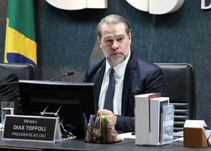 Toffoli suspende preenchimento de vaga do Quinto constitucional no TJ/GO
