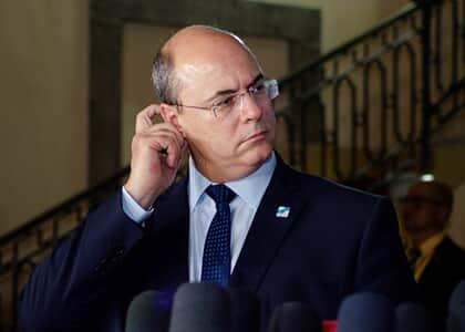 STJ referenda afastamento de Witzel do governo do RJ