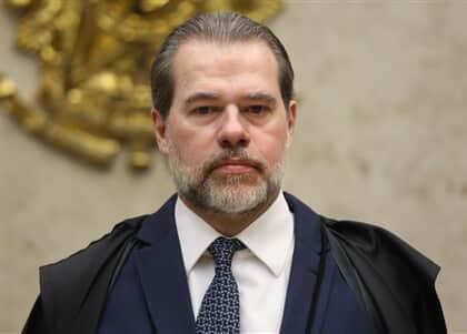 Toffoli altera pauta e STF julga neste semestre aplicativos de transporte, precatórios e indulto