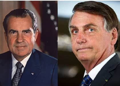 O que o escândalo de Watergate tem a nos dizer sobre a reunião ministerial?