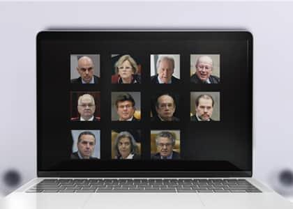 Saiba como sustentar oralmente nas sessões virtuais e por videoconferência do STF