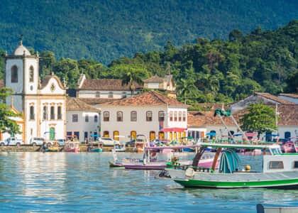 Airbnb e Booking estão impedidos de ofertar reservas em Paraty/RJ durante isolamento
