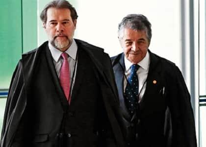 Toffoli suspende decisão de Marco Aurélio que ordenava votação aberta no Senado