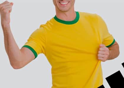 Adidas pode vender camisa com cores do uniforme da seleção brasileira de futebol