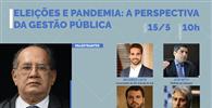 Webinar - Eleições e pandemia: a perspectiva da gestão pública
