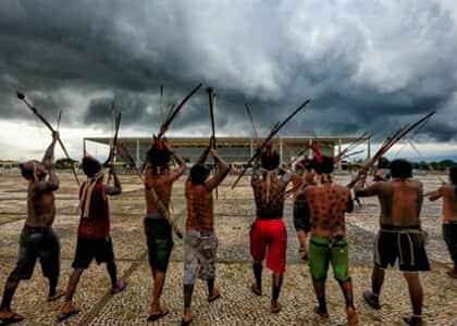 STF julgará na segunda medidas de contenção da covid-19 entre indígenas