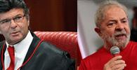 Em decisão, Fux afirma que Lula está inelegível