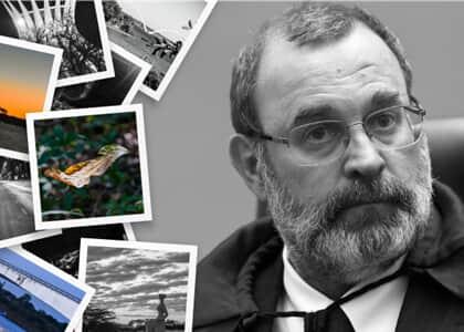 """""""A vida é repleta de situações que merecem ser registradas"""": conheça o lado fotógrafo do ministro Sebastião Reis"""