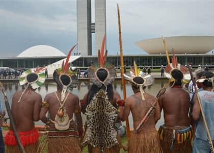 Ministério da Agricultura será responsável pela demarcação de terras indígenas