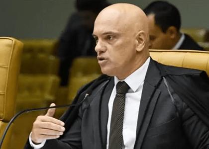 Moraes amplia multa do Facebook por não cumprir bloqueio de contas bolsonaristas
