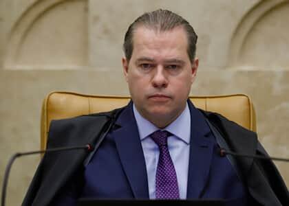 Toffoli concede prisão humanitária a presa que integra grupo de risco da covid-19