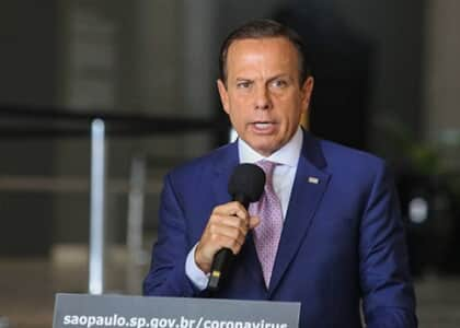 SP: Doria anuncia estado de quarentena para conter coronavírus