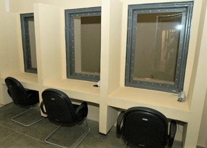 Visitas em presídios Federais são reduzidas a parlatório e videoconferência; delatores têm exceção