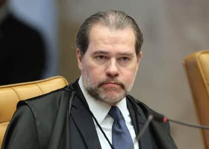 Toffoli entende que não há urgência em pedido da PGR sobre honorários sucumbenciais