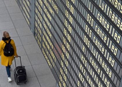 TJ/SP mantém condenação de companhia aérea por cancelar voo durante passagem de furacão