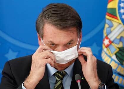 União tem 48h para apresentar exames de Bolsonaro para covid-19