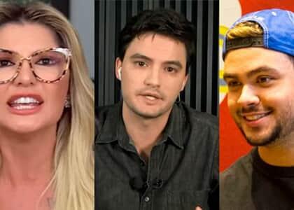 Antônia Fontenelle deve excluir vídeos que ligam Felipe e Lucas Neto a pedofilia