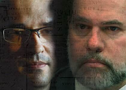 Sem competência para investigar um integrante do STF, Dallagnol perseguia o ministro Toffoli