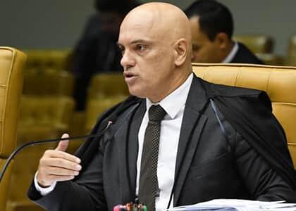 Moraes relativiza exigências da lei de responsabilidade fiscal para que governo tome medidas contra pandemia
