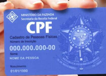 TRF-1 suspende exigência de CPF regular para recebimento do auxílio emergencial