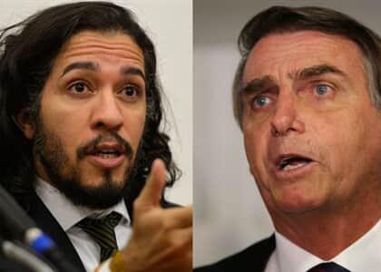 Jean Wyllys pode proferir adjetivos pejorativos contra Bolsonaro