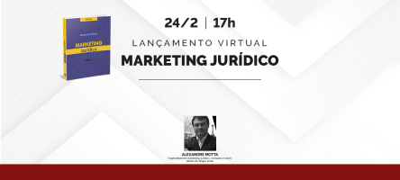 Lançamento e-book Marketing Jurídico